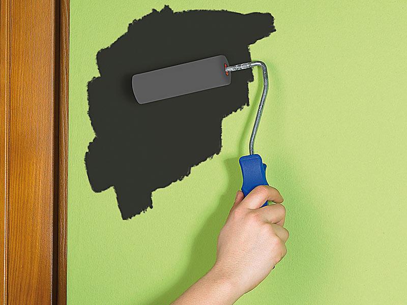 tafelfarbe tafellack 200 ml beschreibbar mit kreide neu infactory ebay. Black Bedroom Furniture Sets. Home Design Ideas